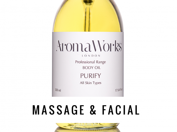 Aroma Works Massage & Facials at Digits Beauty in Bicester, Oxfordshire