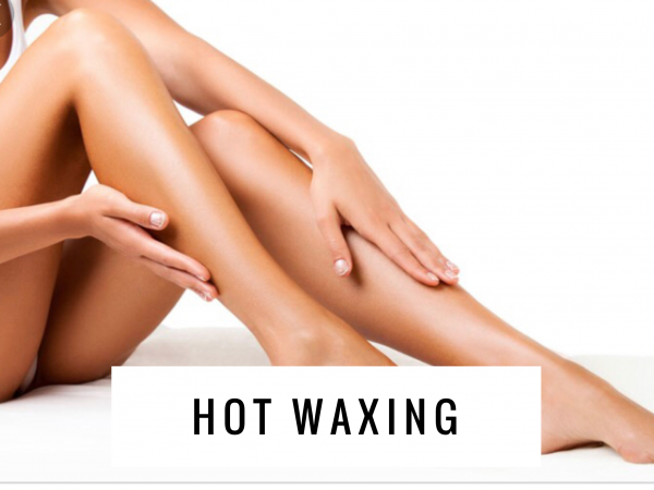 Intimate Hot Waxing at Digits Beauty in Bicester, Oxfordshire